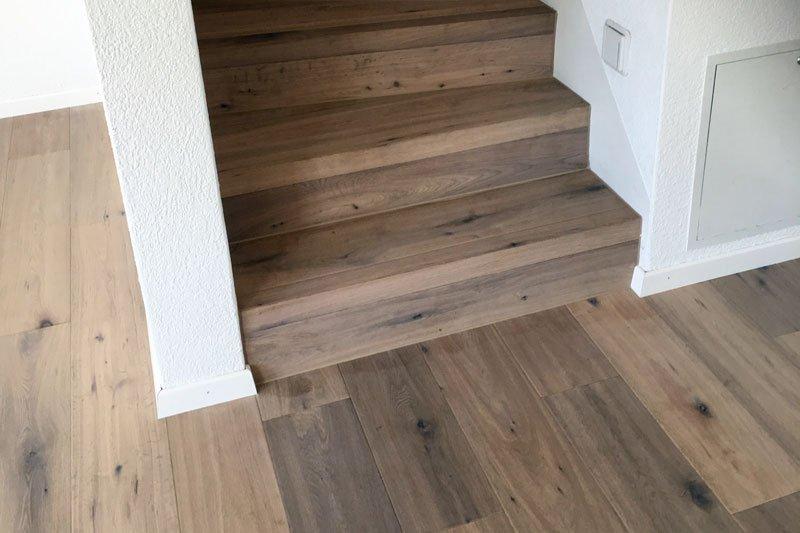 Bodenbeläge aus Holz