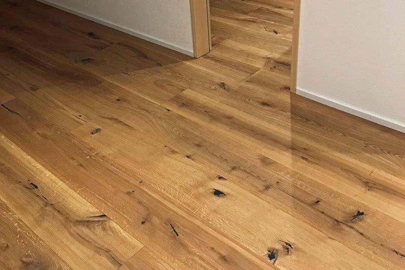Bodenbeläge in Holz