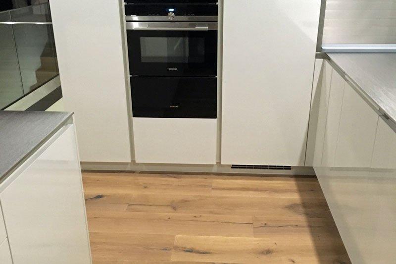 Parkett Küche